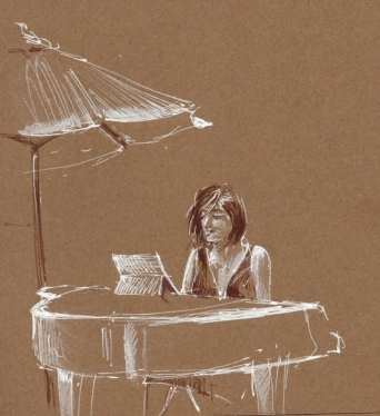 Liz at the piano resized for website